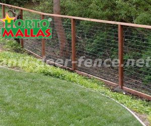 Deer fence, efficient deer management solution - Anti Deer Fence Net